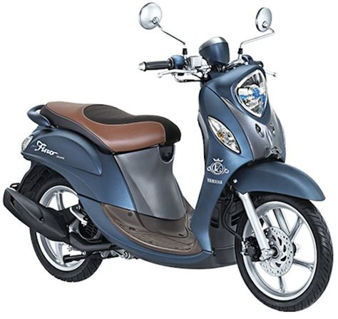 Helm Yamaha Fino Classic yamaha fino grande kaya akan fitur penantang serius honda scoopy