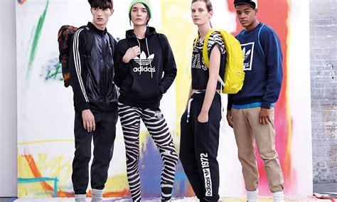 adidas originals fall winter 2014 lookbook highsnobiety