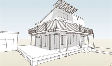 Single Pitch Roof House Plans by House Plans And Design Modern House Plans Single Pitch Roof