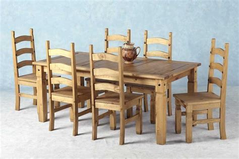distressed esszimmer sets 39 best 6 seater wooden dining table images on