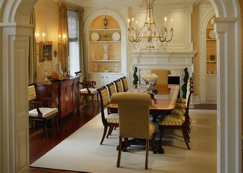 Colonial Dining Room by Period Colonial Home Dining Room Philadelphia By