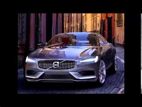 volvo  release date  car concept youtube