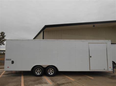 enclosed trailer motorcycles  sale