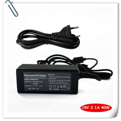 Adaptor Laptop Samsung Nc108 19v 2 1a 5 5 3 0mm With Pin Oem ac adapter laptop charger for samsung netbook 19v 2 1a 40w