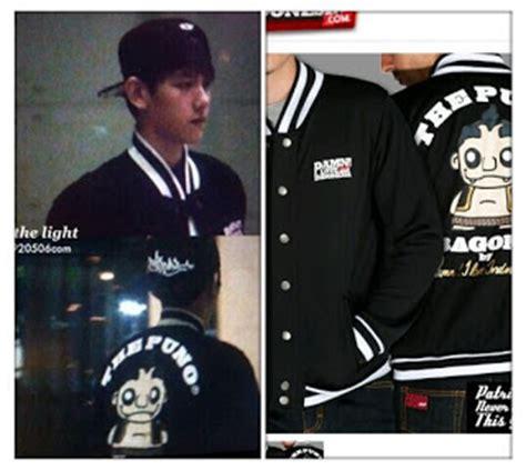 Baju Baju Exo can fly exo memakai baju damn i indonesia