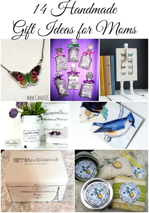 ideas for 14 diy gift ideas for moms the graphics fairy