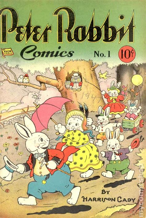 1947 where now begins books rabbit comics 1947 comic books