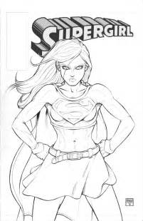 supergirl coloring pages supergirl coloring pages to and print for free