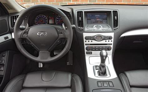 G37 Interior by To 2008 Infiniti G37 Vs 2007 Bmw 335i Photo