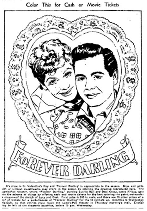 lucille ball coloring pages for kids