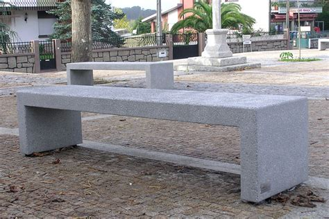 concrete seating bench concrete bloc bench factory furniture