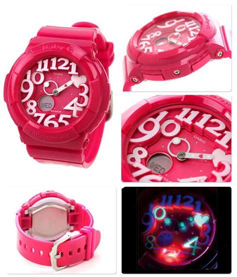Casio Bga 130 4b buy casio baby g black neon illuminator alarm bga