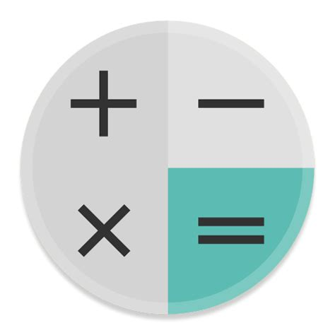 calculator icon calculator icon button ui system apps iconset blackvariant