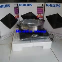 Panci Induksi harga kompor induksi kompor digital philips hd4932