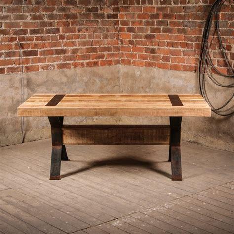 industrial style furniture j n rusticus industrial style rustic elk dinning table