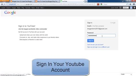 tutorial html blogger how to put youtube video in my blogger blog how to