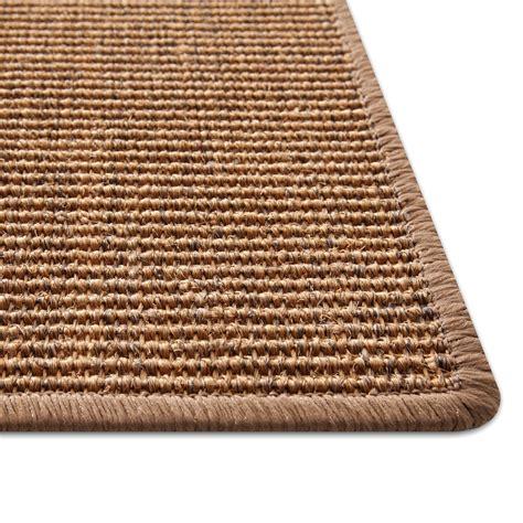 tapis one tapis griffoir chat sisal naturel tabac tapistar fr