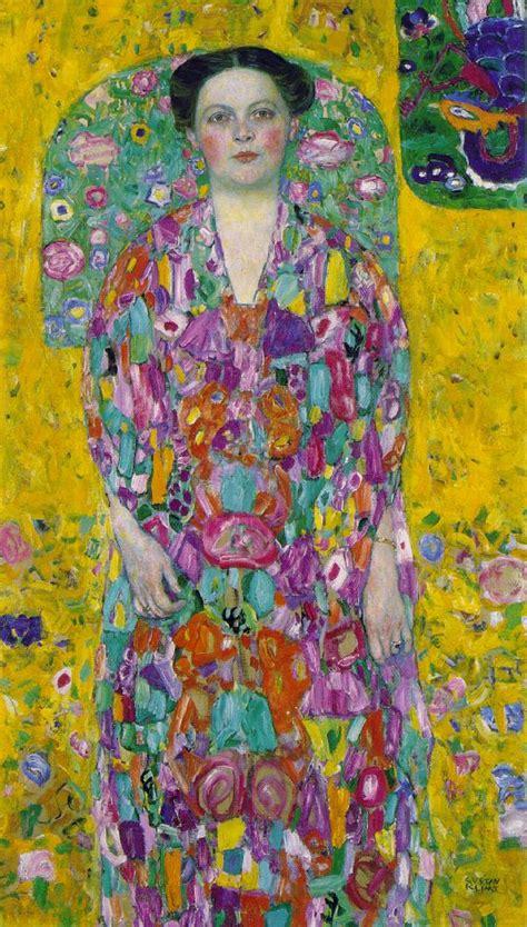 klimt fiori i mille fiori di klimt vestiti d arte