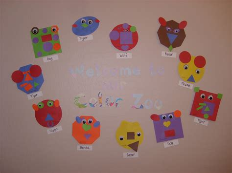 color zoo chipman s corner preschool color zoo