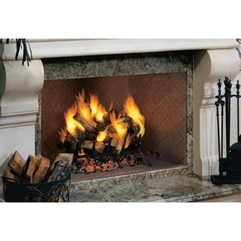Starting A Wood Burning Fireplace by Ihp Superior Wrt4542wh 42 Quot Wood Fireplace Panels