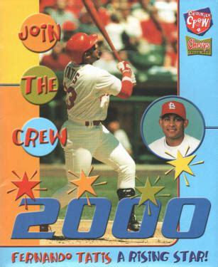 Cmr St Fernando Kid cardinals 2000 season