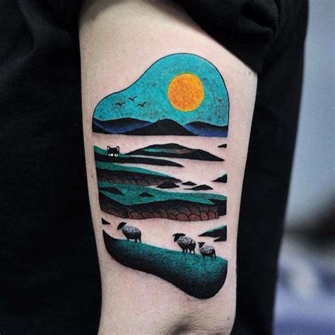 tattoo london fields 1000 images about landscapes on pinterest trees small