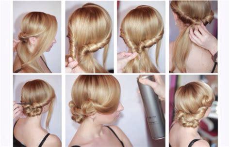 step by step vintage hairstyles 9 vintage hairstyles step by step trusper