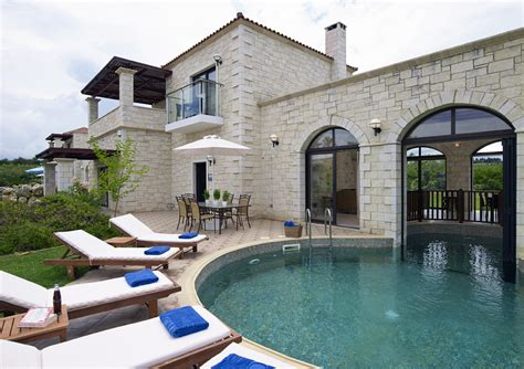 two bedroom premium villas platanias luxury 2 bedroom villa authentic crete villas