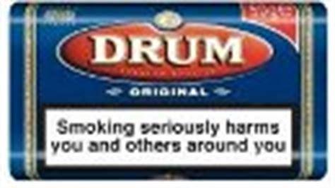 Tembakau Import Drum Bright Blue 50 Gram drum rolling tobacco drum halfzware shag tobacco drum mild shag bright blue tobacco tobacco