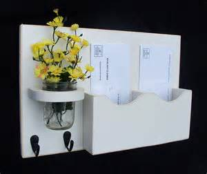 Letter And Key Holder by Mail Organizer Mail Holder Letter Holder Mail And Key