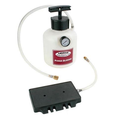Brake Bleeder By Kynan Motor motive products 0105 pressure brake bleeder square master