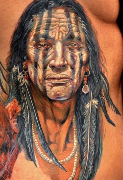 best tattoo artists in america american indian best tattoos 26 by the