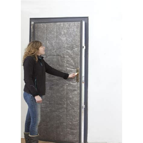 Isoler Acoustiquement Une Porte 3133 by Isolation Thermique Et Phonique Isoler Une Porte Du