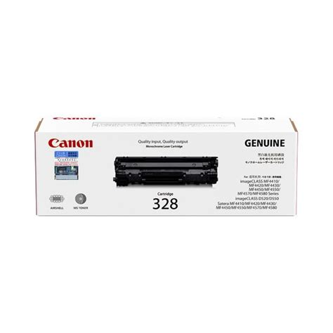 Toner Canon 328 canon 328 genuine black toner cartridge for canon mf4890dw