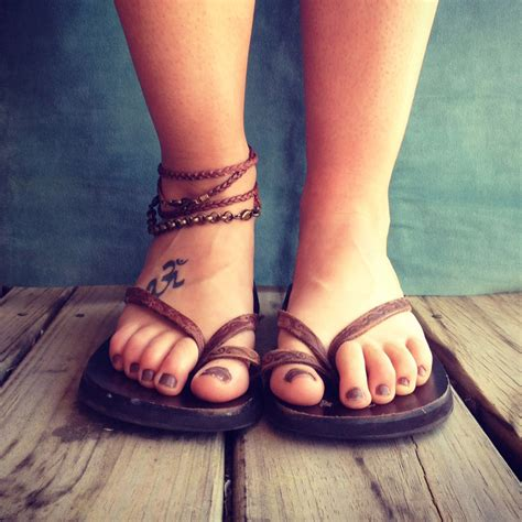My Anklet diy projects to make anklets pretty designs