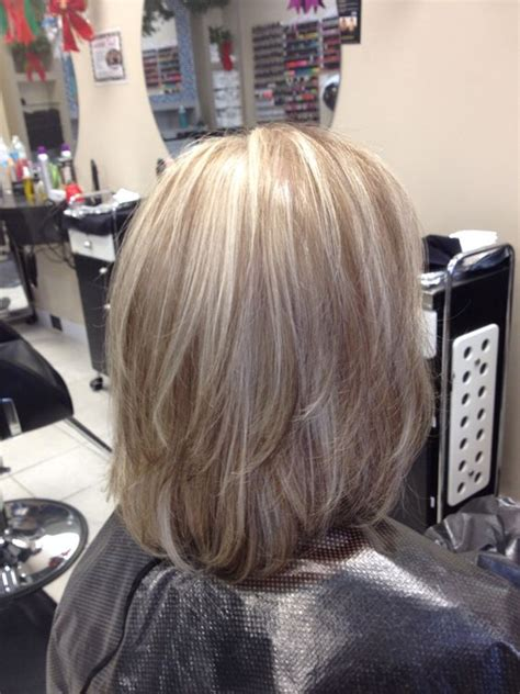 blonde hair with mocha lowlights ash blond highlights with mocha blond lowlights longhair