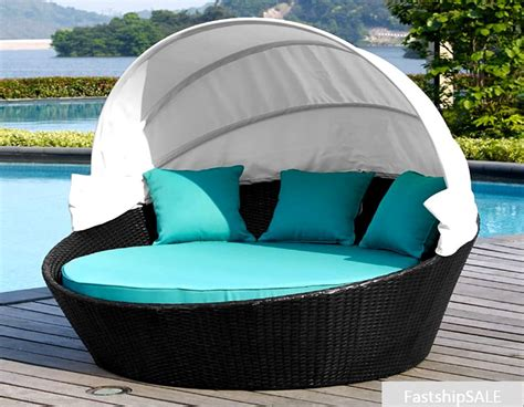 pool sofa outdoor patio furniture sofa seat daybed pool backyard