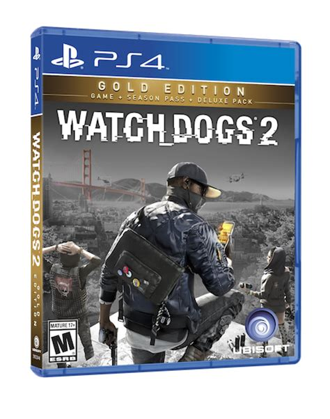 dogs 2 gold edition watch dogs 174 2 ps4 playstation