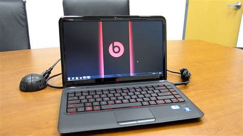 hp pavilion dm4 bluetooth driver free hp dm4 beats edition quick review youtube