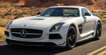 Mercedes Sports Coupe Mercedes Sls Amg Coupe Black Series Sports Car