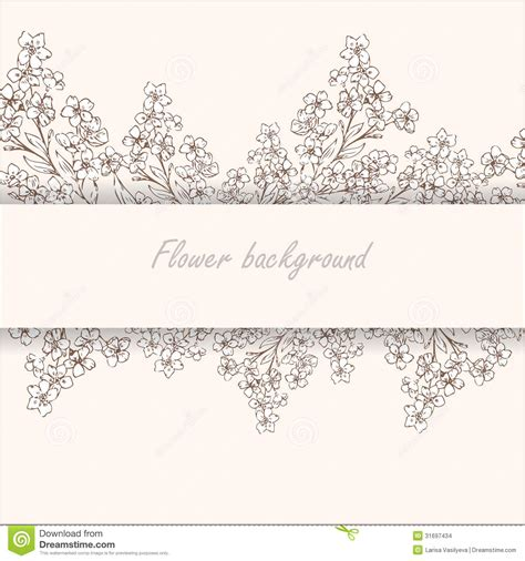 vintage wedding card background images forget me not background 5 stock images image 31697434