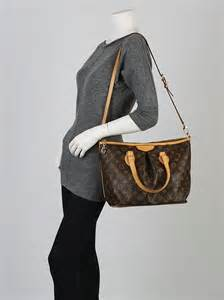 louis vuitton monogram canvas palermo pm bag yoogis closet