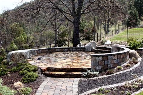 landscaping medford oregon pathways landscape design ashland medford oregon banyan tree landscape construction