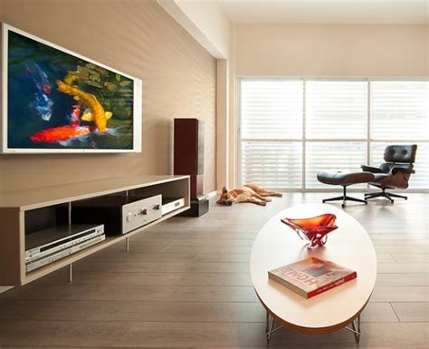 organized living room design icon eames lounge chair interior ideas