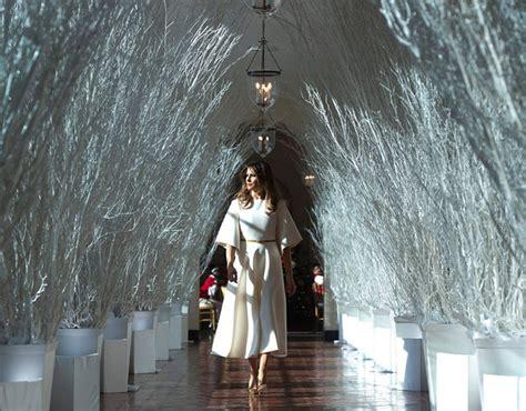 film horor natal gedung putih rilis video natal dekorasi melania disebut