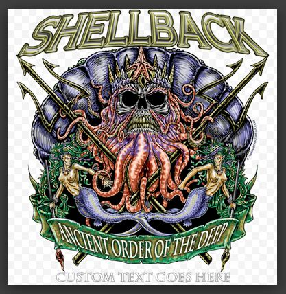navy shellback tattoo designs navy shellback tattoos