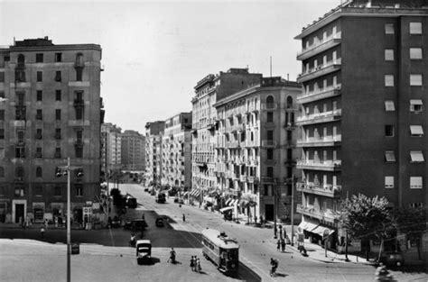 ufficio postale via taranto roma foto degli anni 50 di porta metronia e quartiere