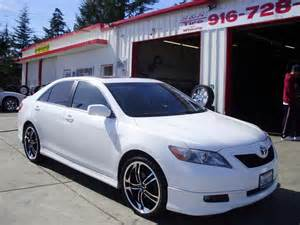 Toyota Rims For Camry Toyota Camry With 20 Inch Rims Find The Classic Rims Of