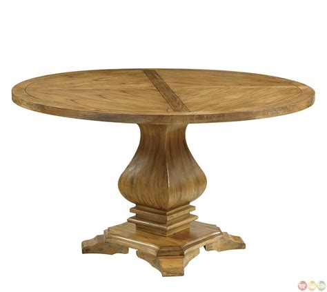 round pedestal dining room table parkins round pedestal table dining room set