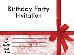 enjoy free printable invitations 24 7